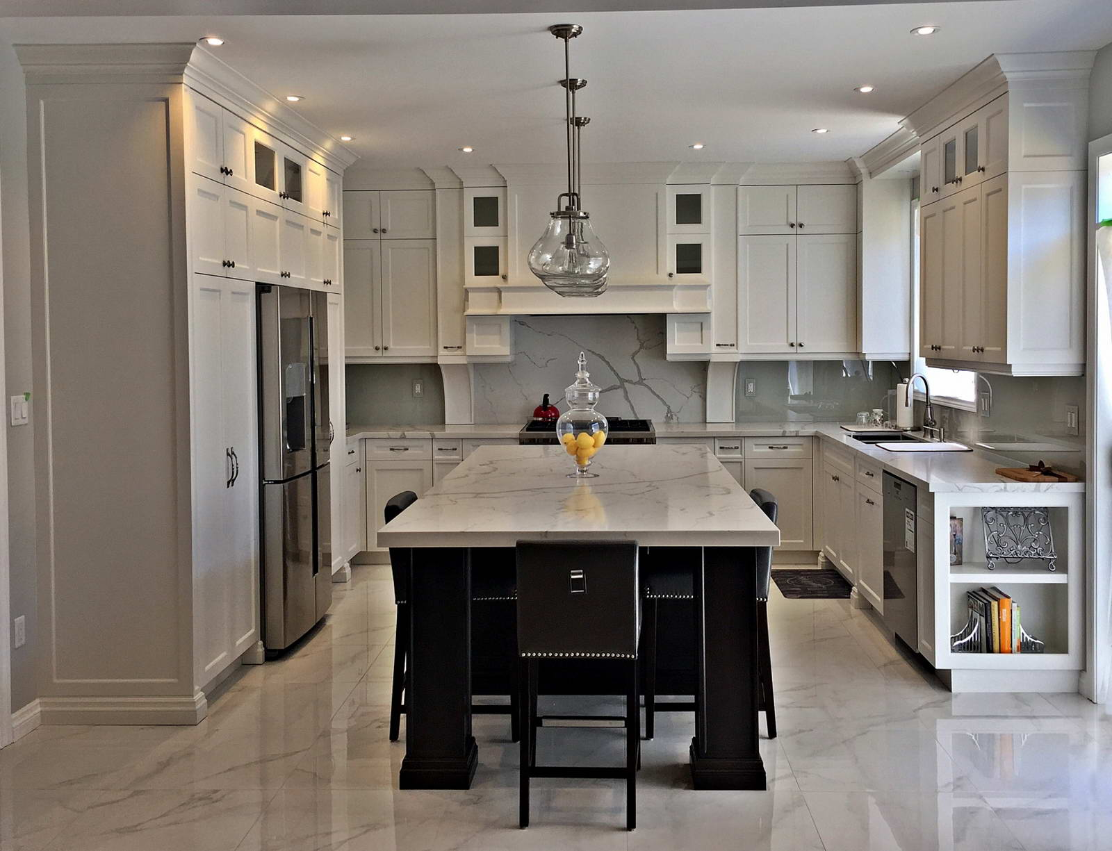 For a quote please call us at 905-614-1474 or simply fill out the form on the right. You also can visit us at our showroom. & Custom Kitchen Cabinets - Devon Fine Cabinetry